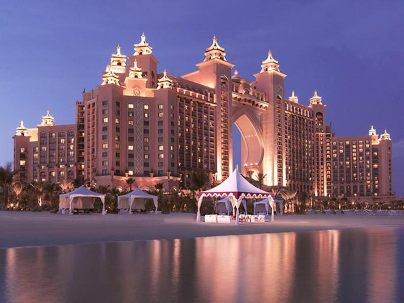 Atlantis the Palm Dubaï Emirats Arabes Unis