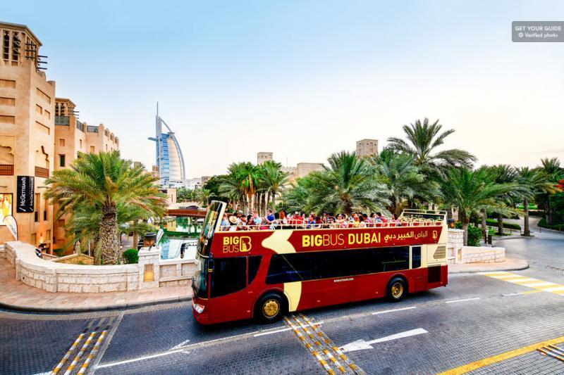 BigBus Dubaï Tour