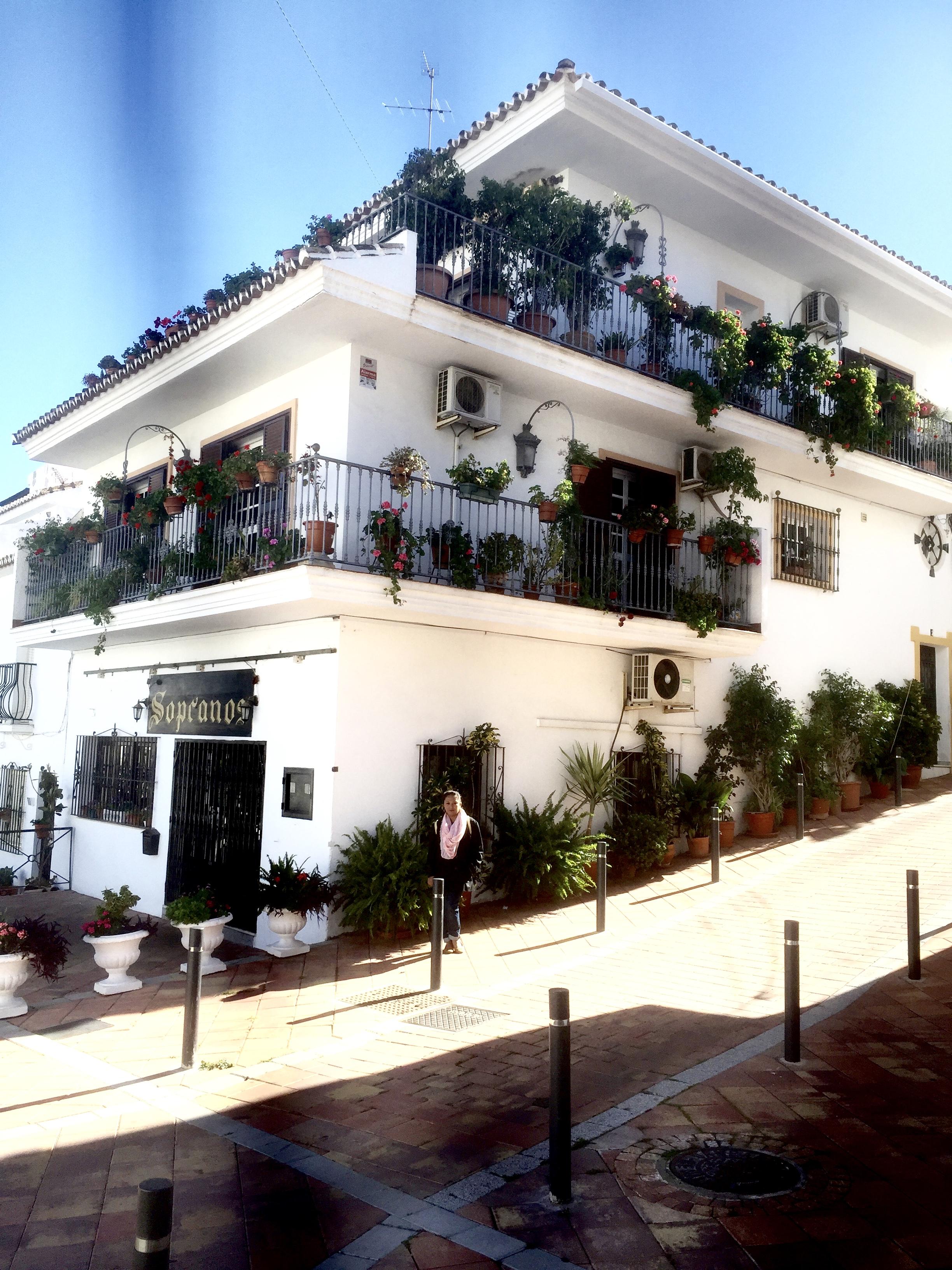 Maison typique andalouse