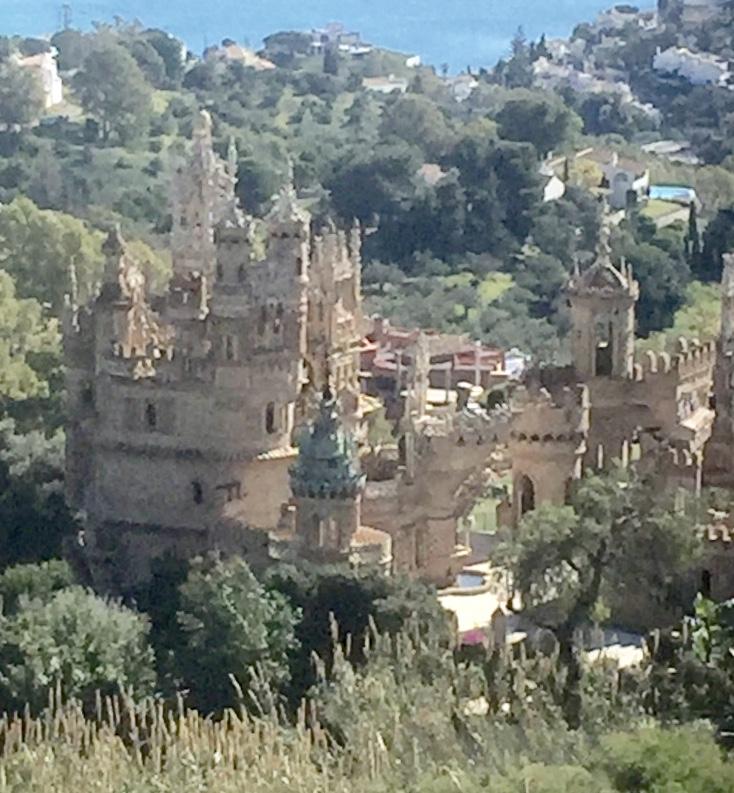 Le château de Colomares