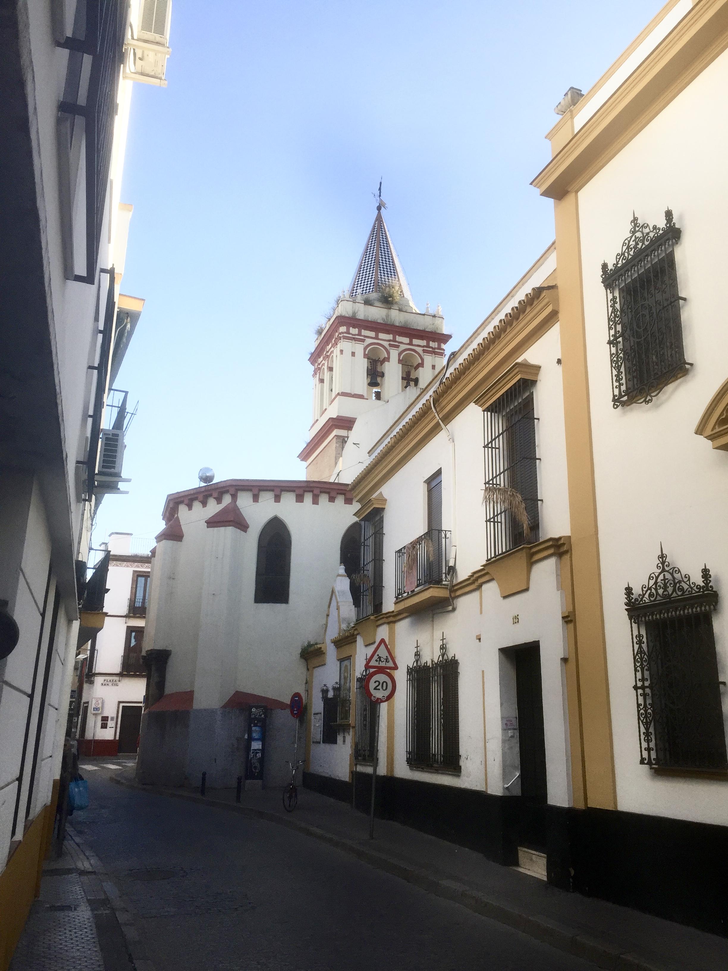 Dans le vieux Séville...