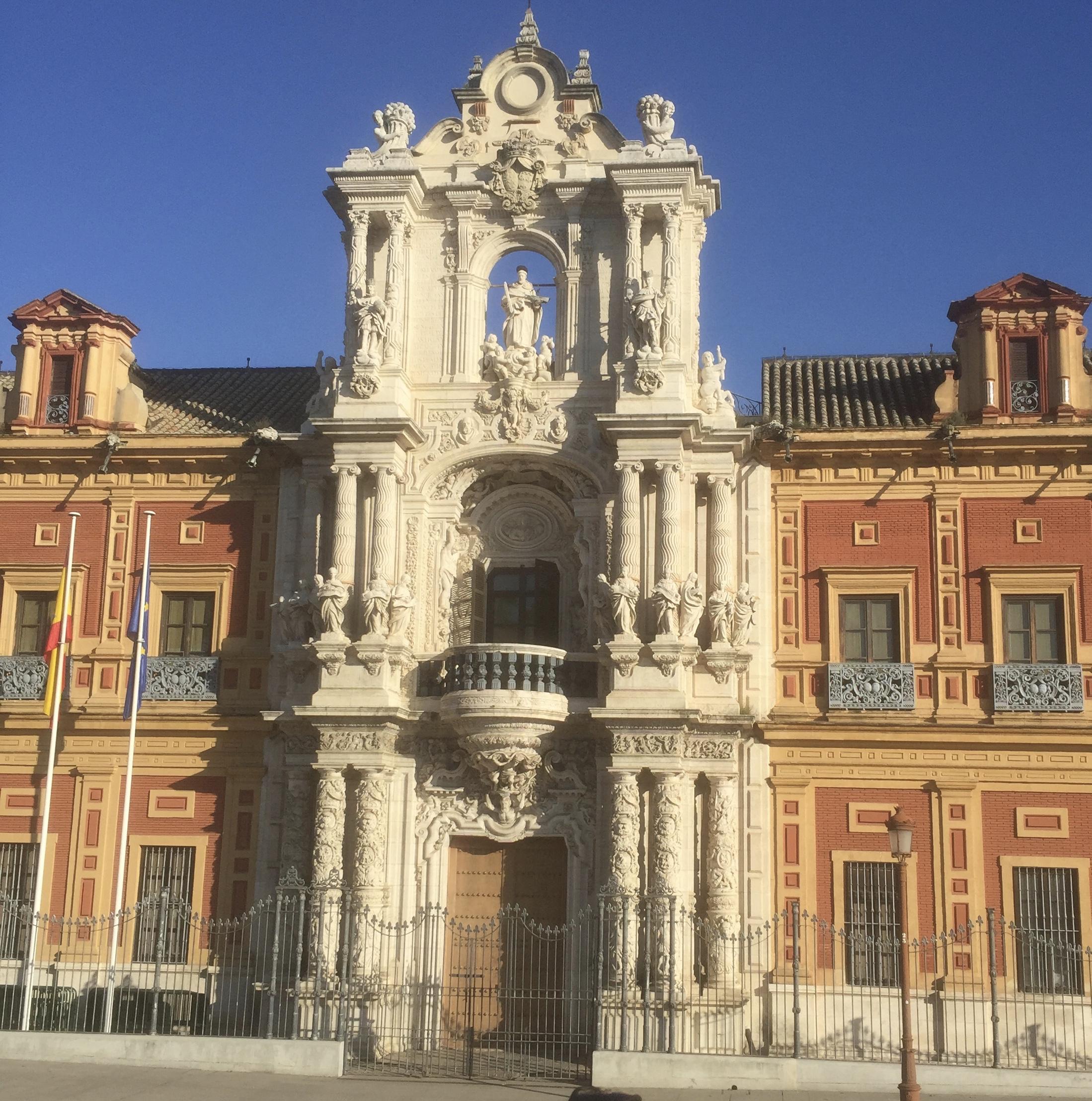L' Université de Séville