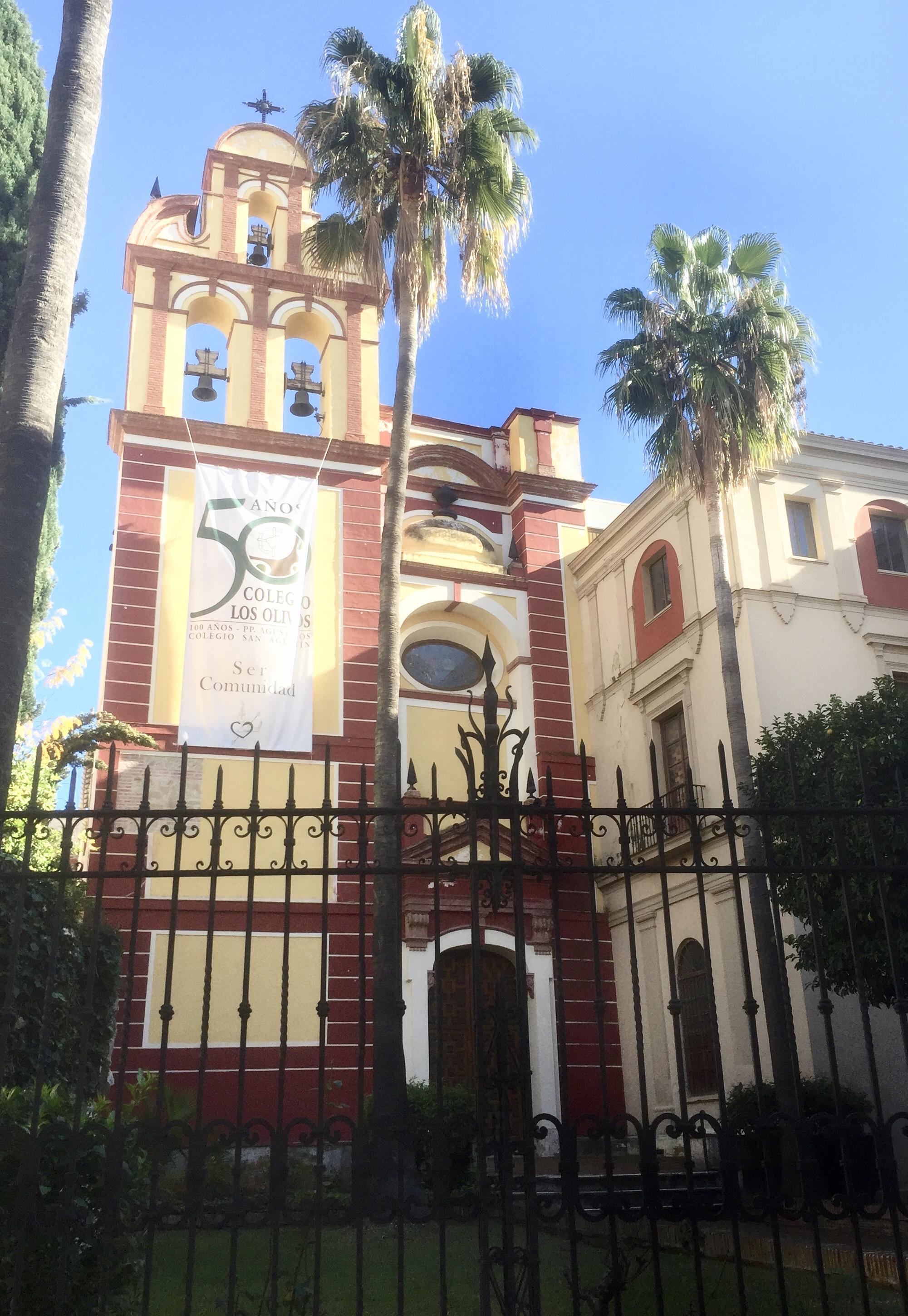 Malaga dans les ruelles piétonnes du centre-ville