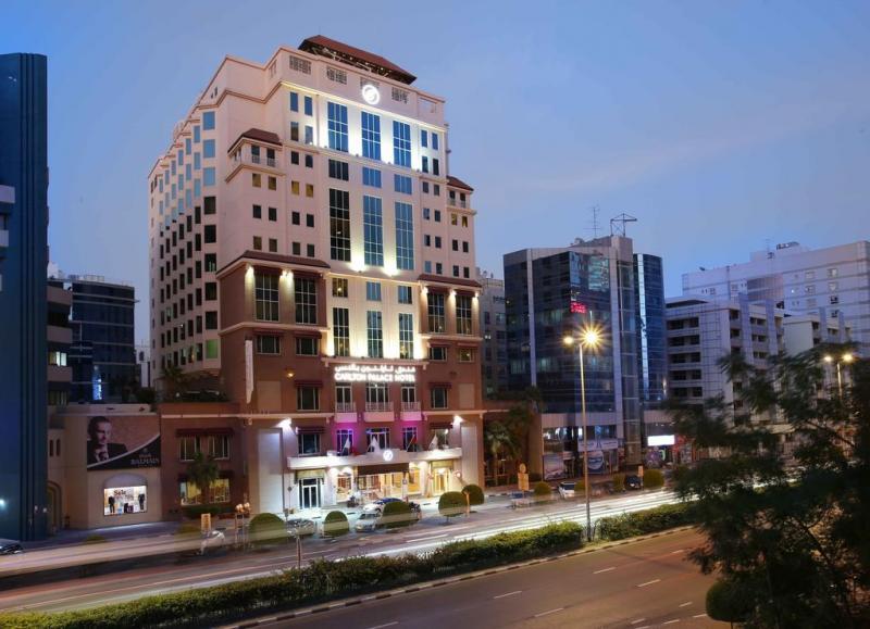 Hôtel Carlton Palace à Dubaï