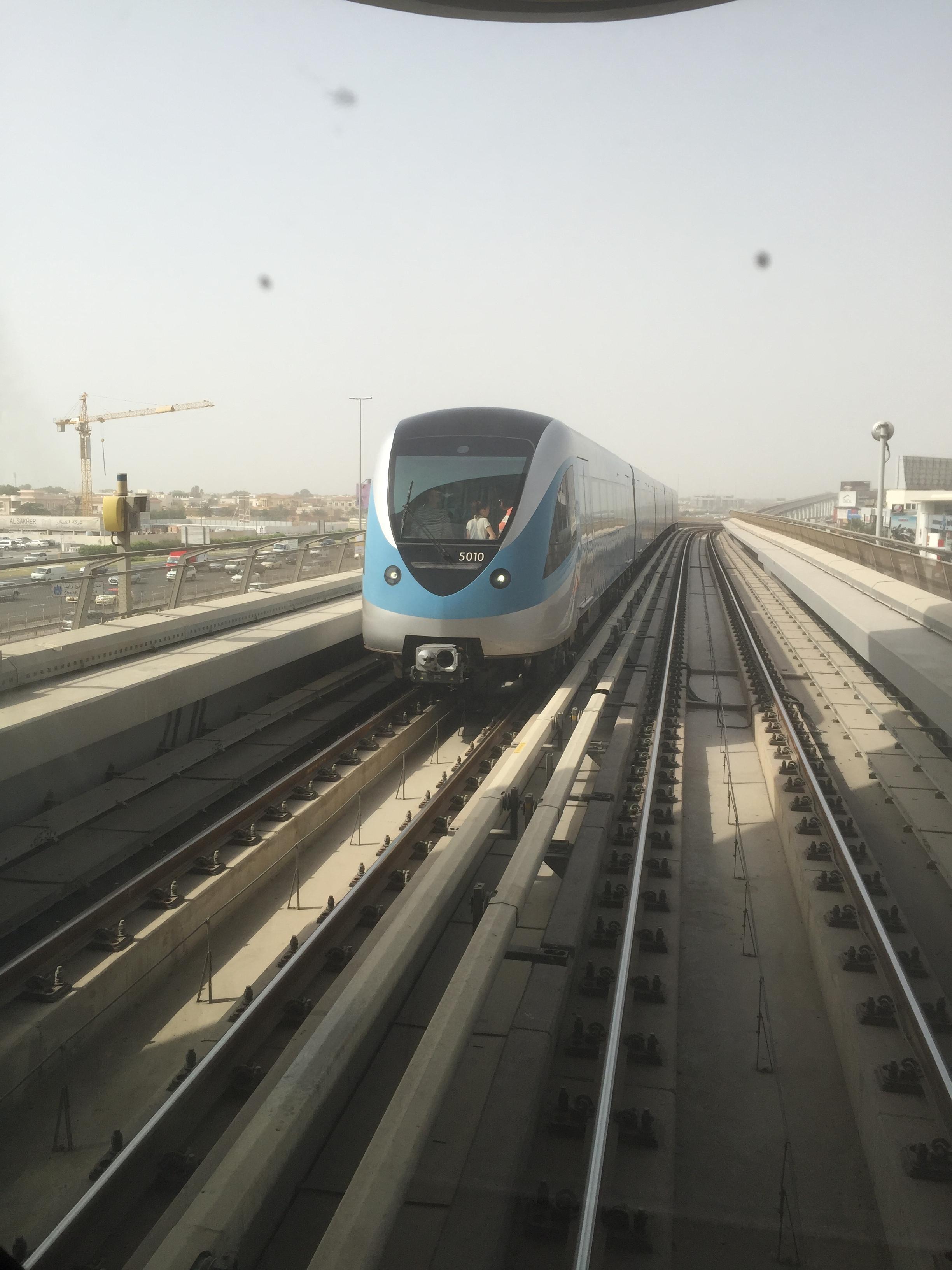 Métro Dubaï