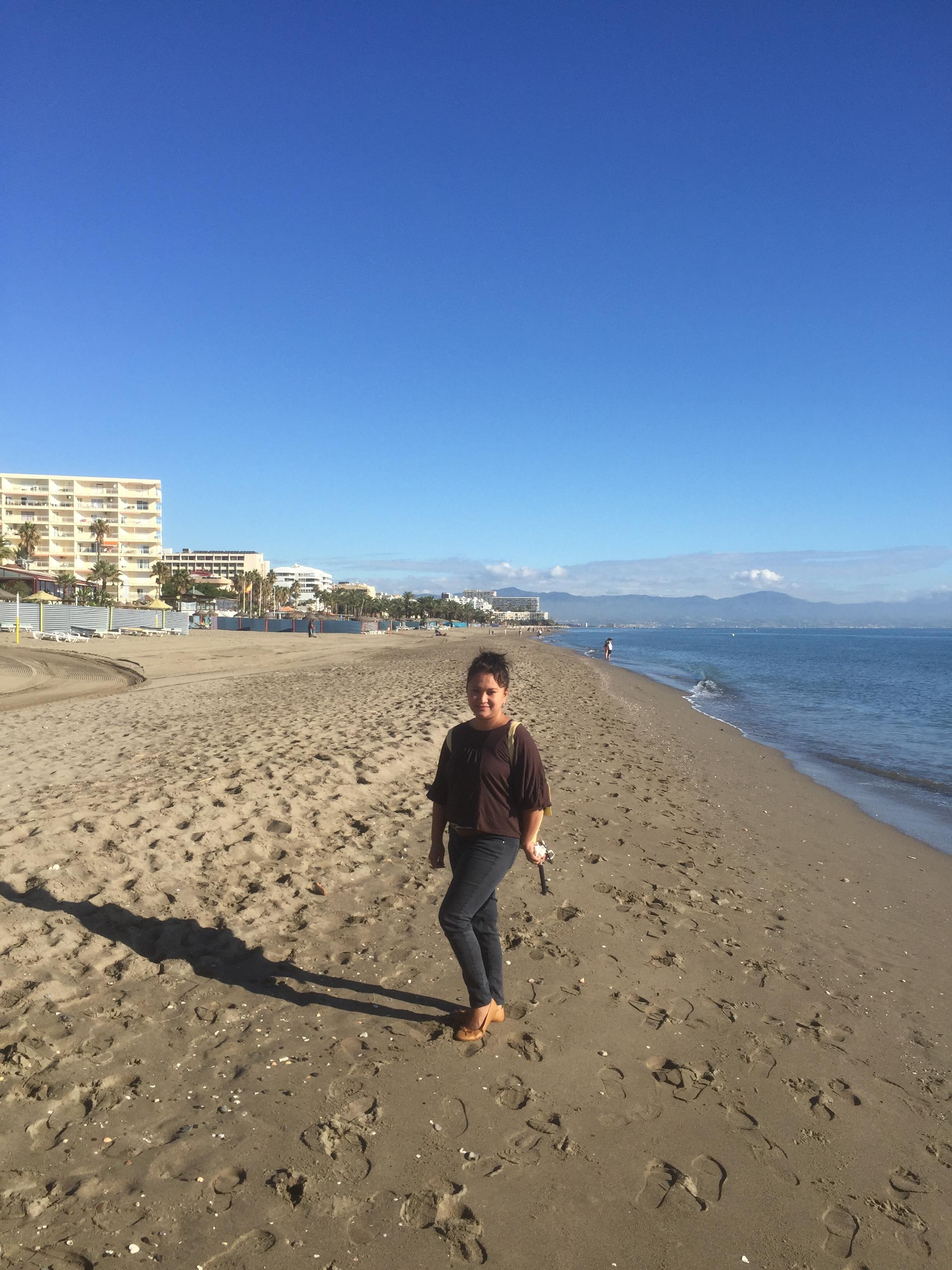 A la playa - La Carihuela