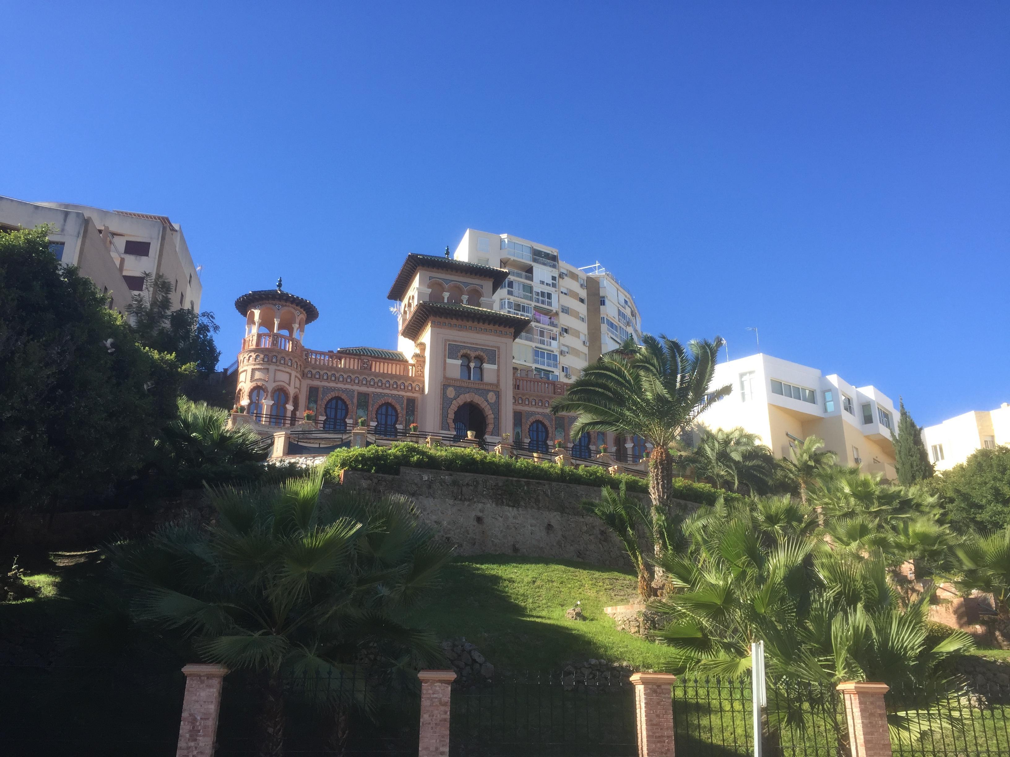 La Casa de Los Navajas à Torremolinos
