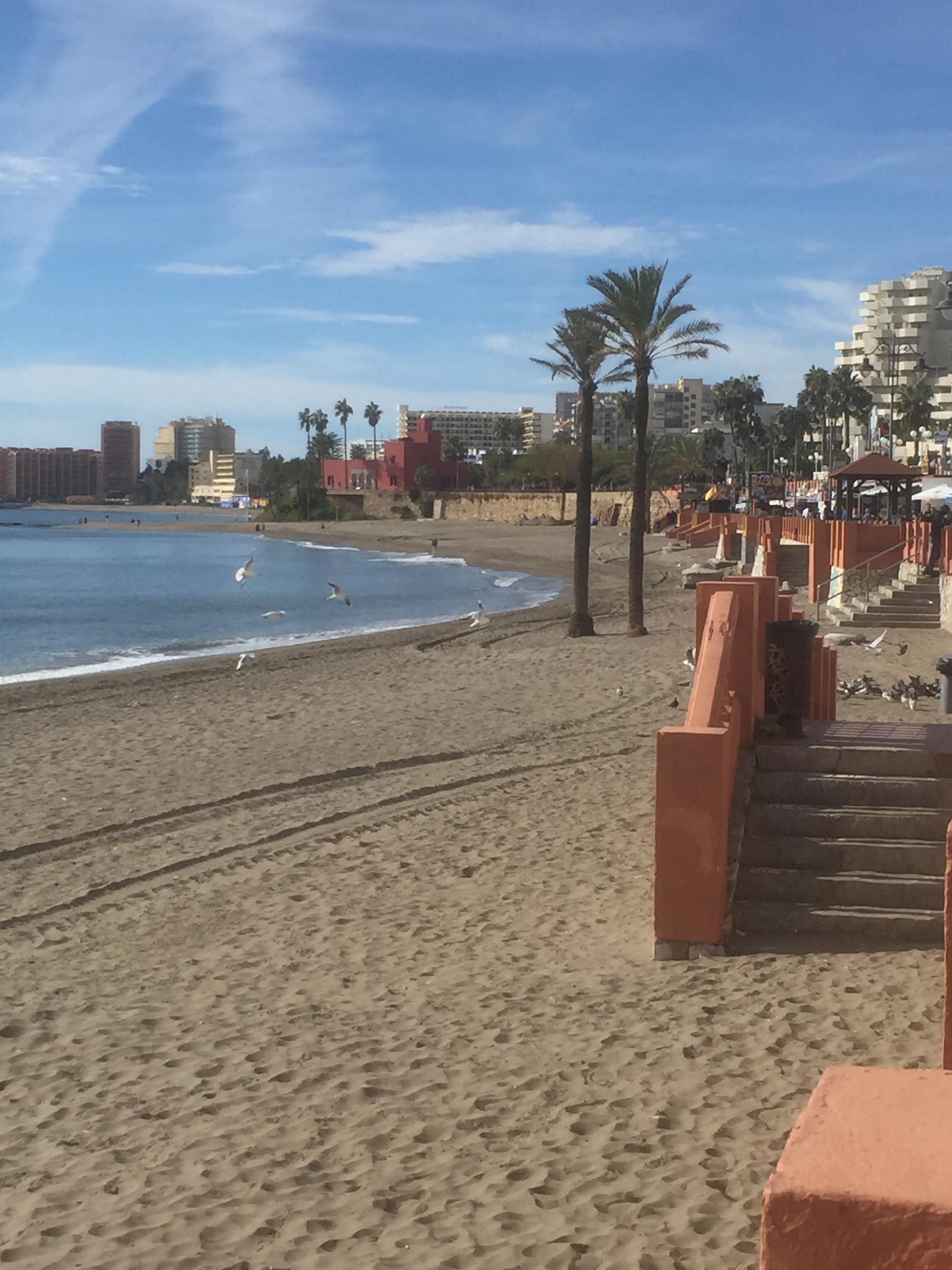 Benalmadena playa