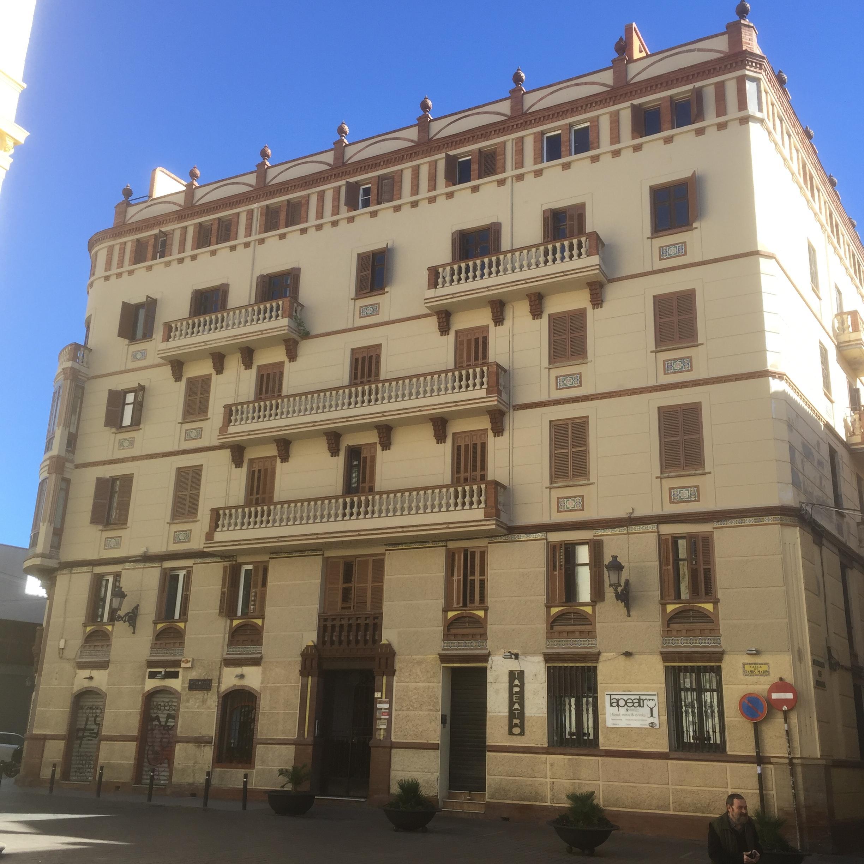 Malaga centre-ville
