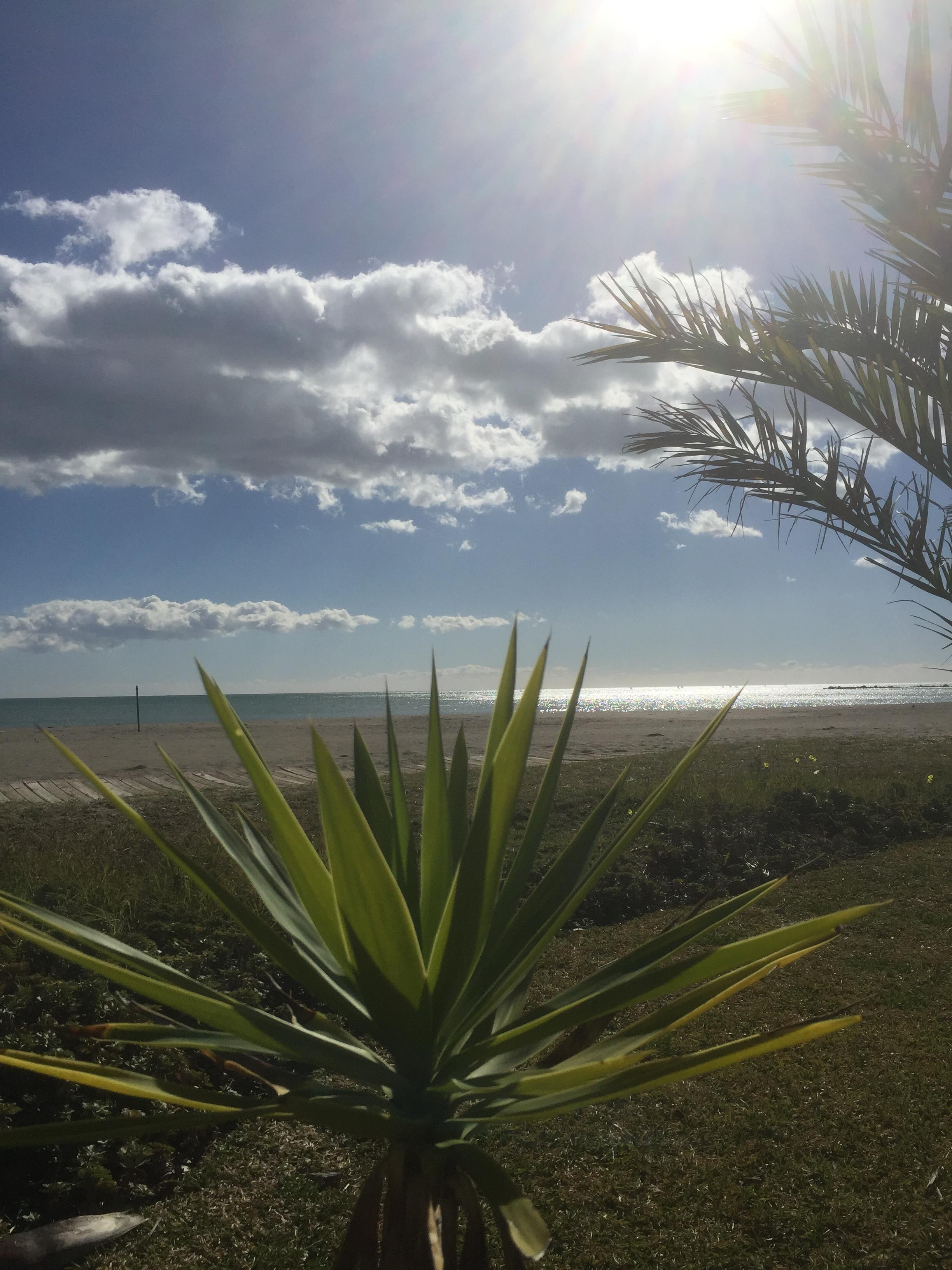 Benalmadena, la plage