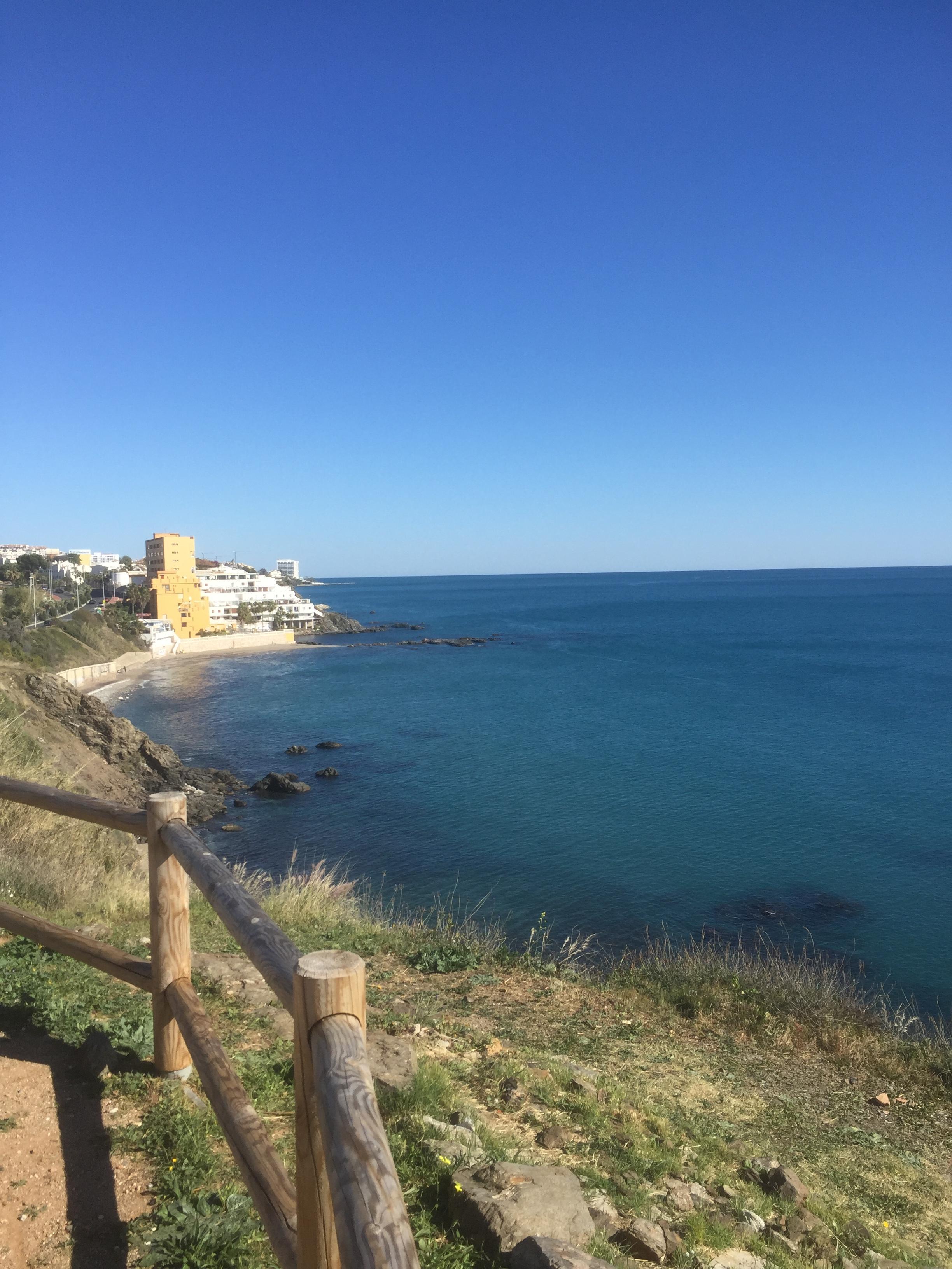 Entre Benalmadena et Fuengirola
