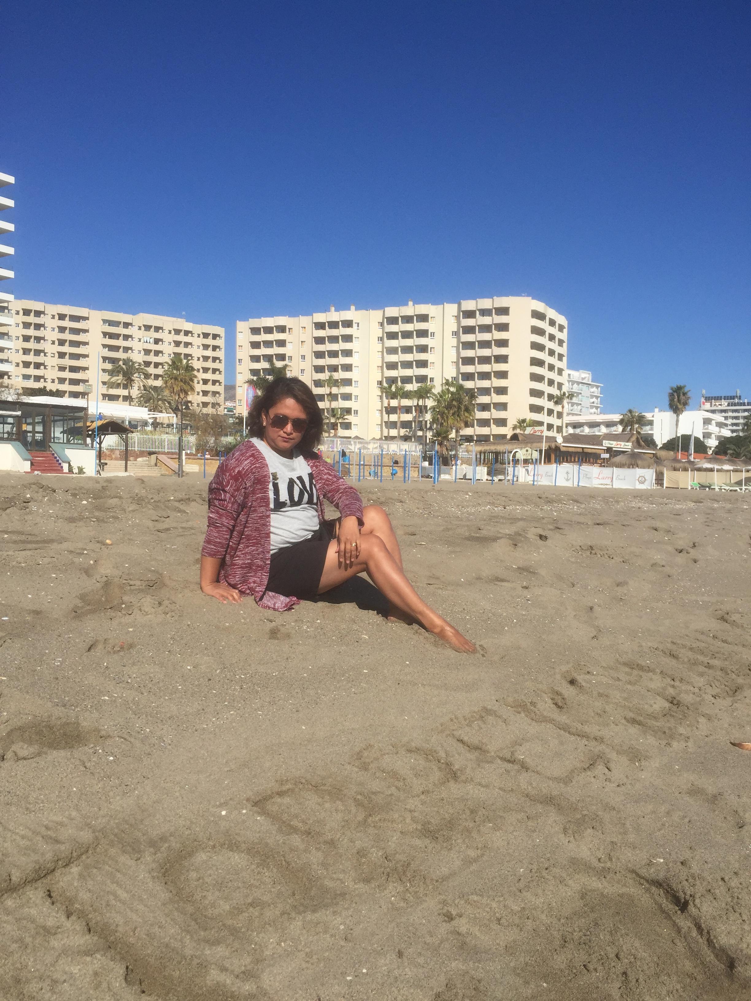 A la playa !
