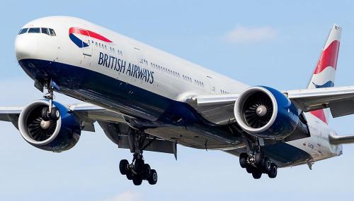 A british 777