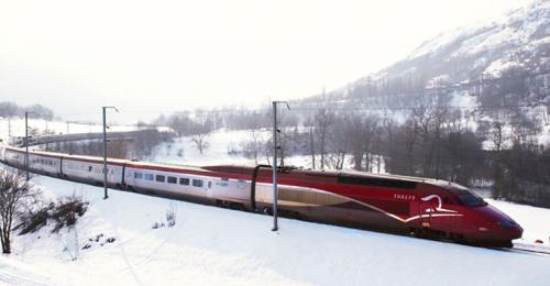 A thalys neige 1