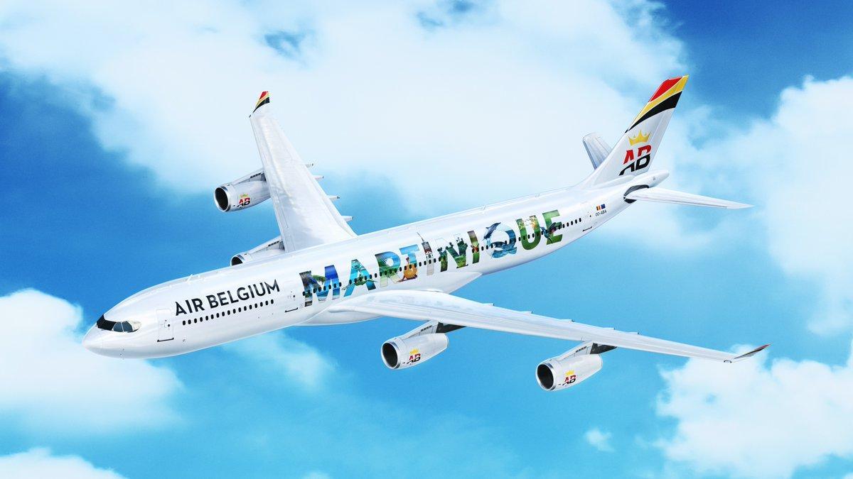 Air belgium 1
