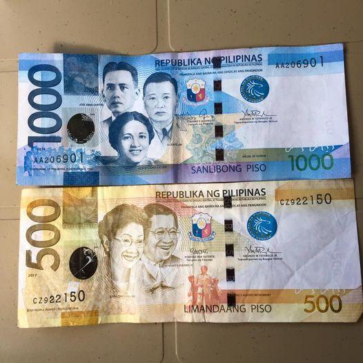Billet philippin