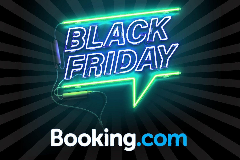 Blackfriday booking dot com