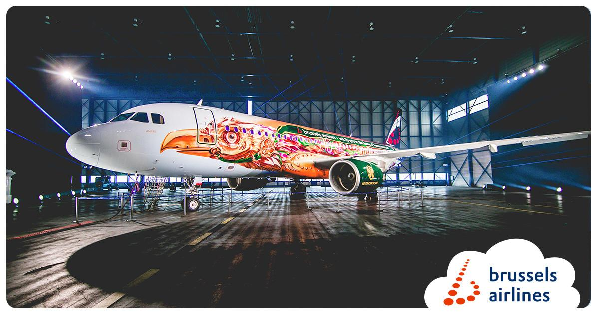 Brussels airlines 11