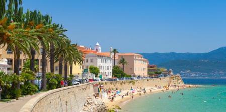Corsica ajaccio