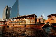 Creek dhow cruise in dubai