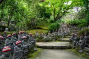 Daisho in beeldjes miyajima