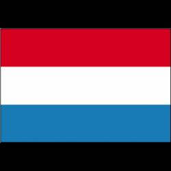 Drapeau luxembourg 5075 cm