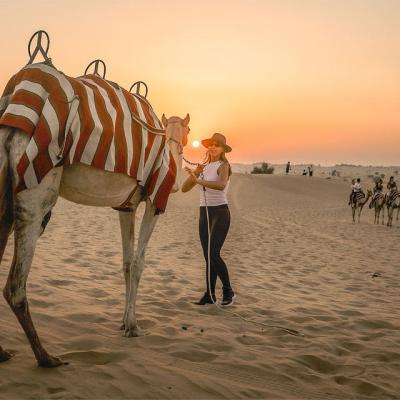 Dubai de sert