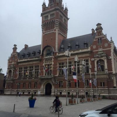 Dunkerque hotel ville