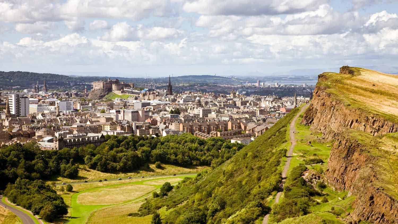 Edinburgh arthurs seat 1500x850