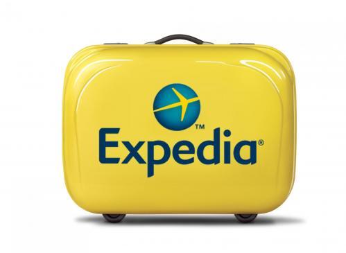 Expedia suitcase