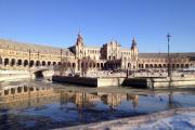 Quel est le nom de cette célèbre place de Séville en Andalousie ?