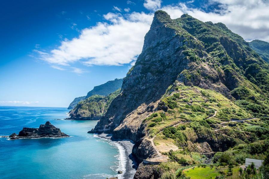 Funchal sea