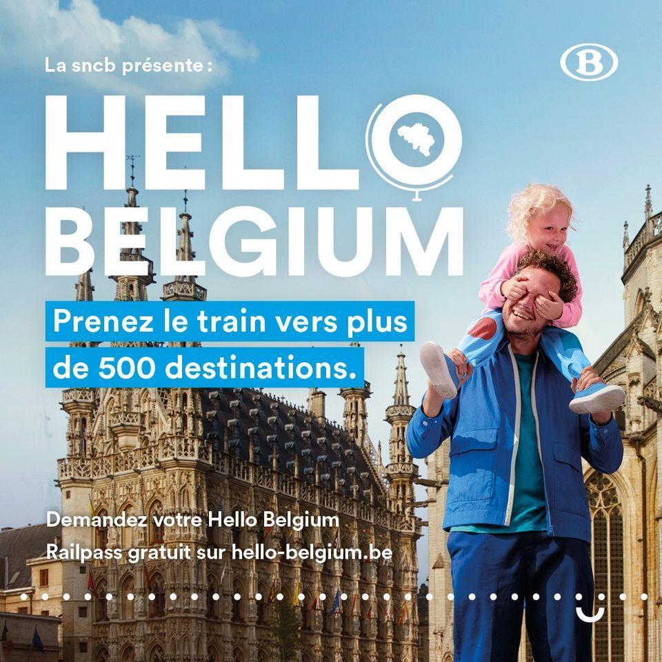 Hello belgium