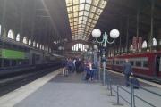 Dans quelle ville se trouve cette gare ?