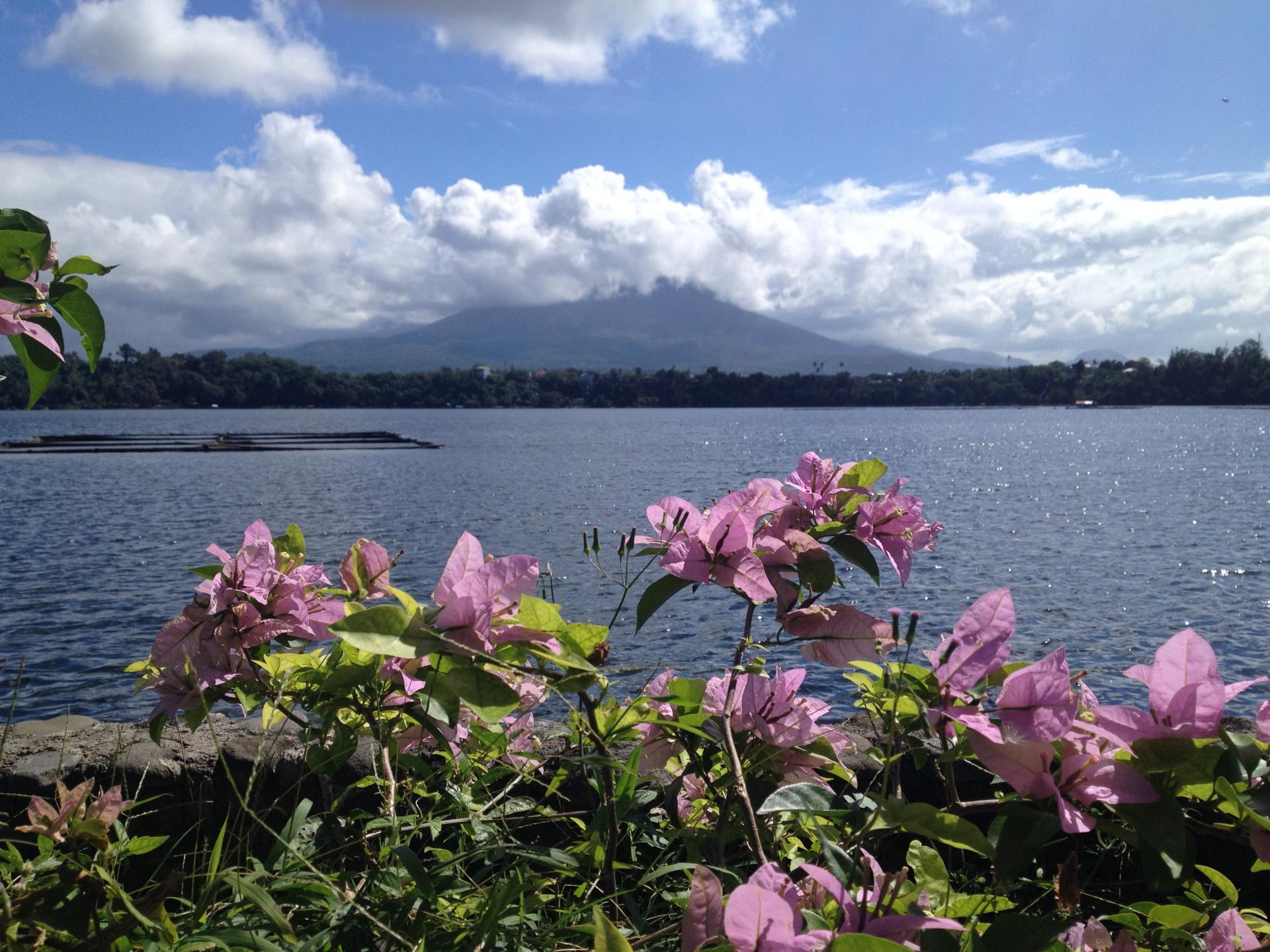 Sampaloc Lake - San Pablo (Philippines)