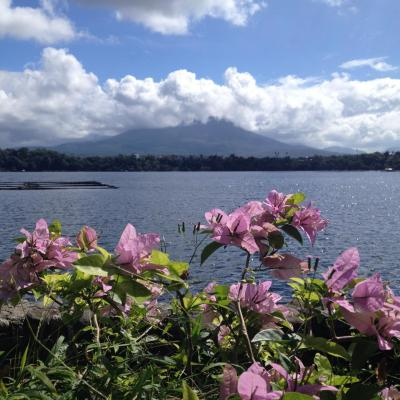 Sampaloc Lake - San Pablo (Philippines)