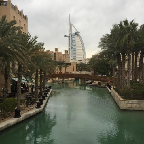 Madinat Jumeirah - Dubaï (Emirats Arabes Unis)