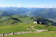 Kitzbuhel horn tourism