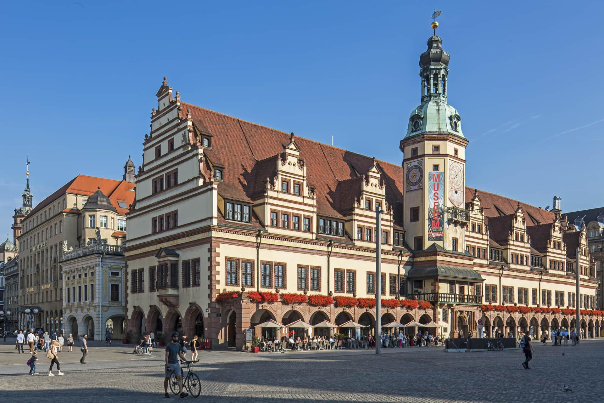 Leipzig altes rathaus sehenswuerdigkeiten museum kultur ltm punctum leipzig travel
