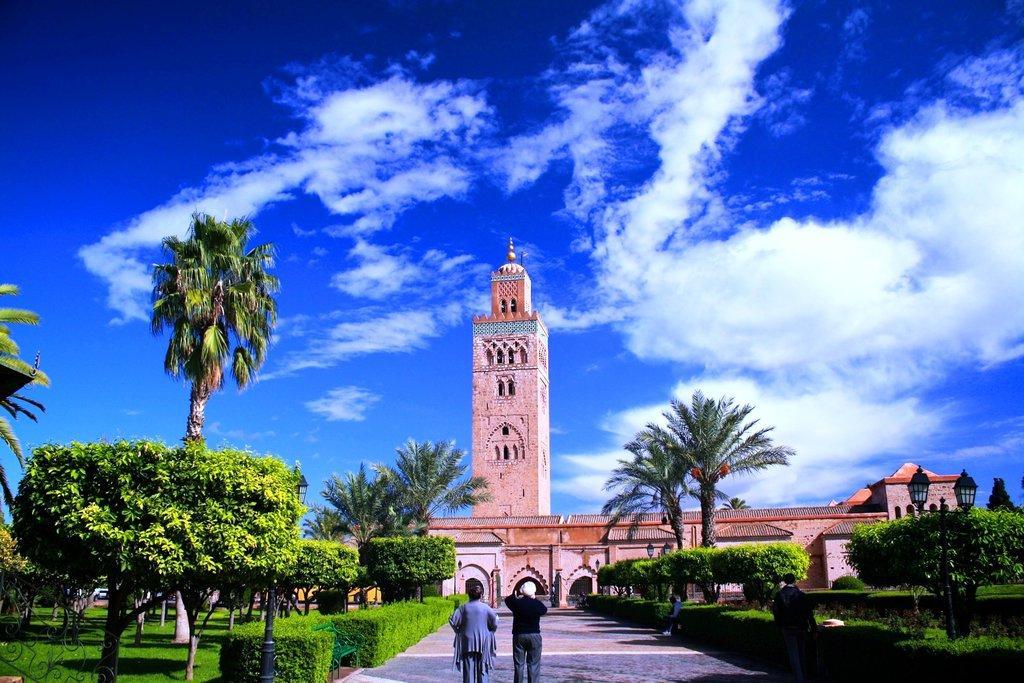 Marrakeck expe