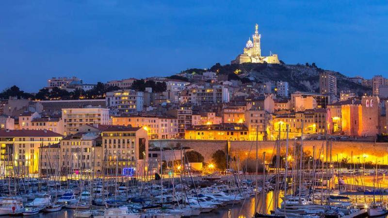 Marseille weekendesk