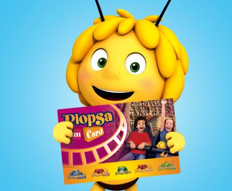 Plopsa card