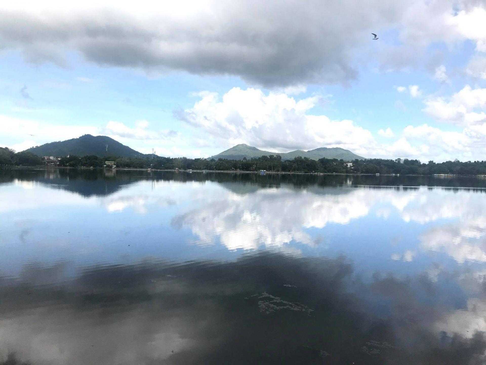 Sampaloc lake 100