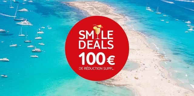 Smile deals 100 1