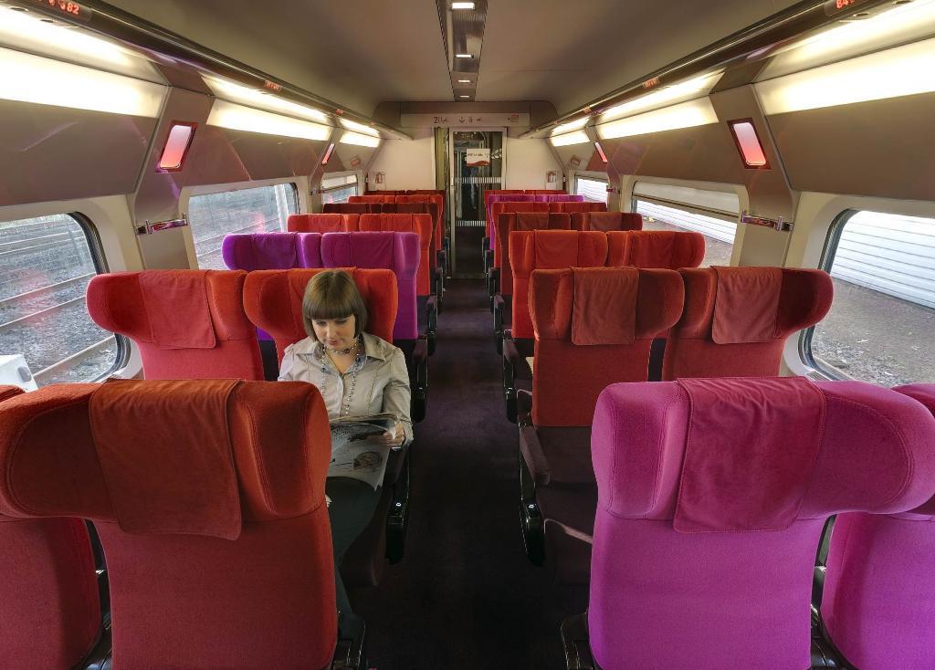Thalys comfort 2