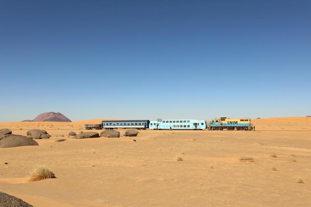 Train mauritanie