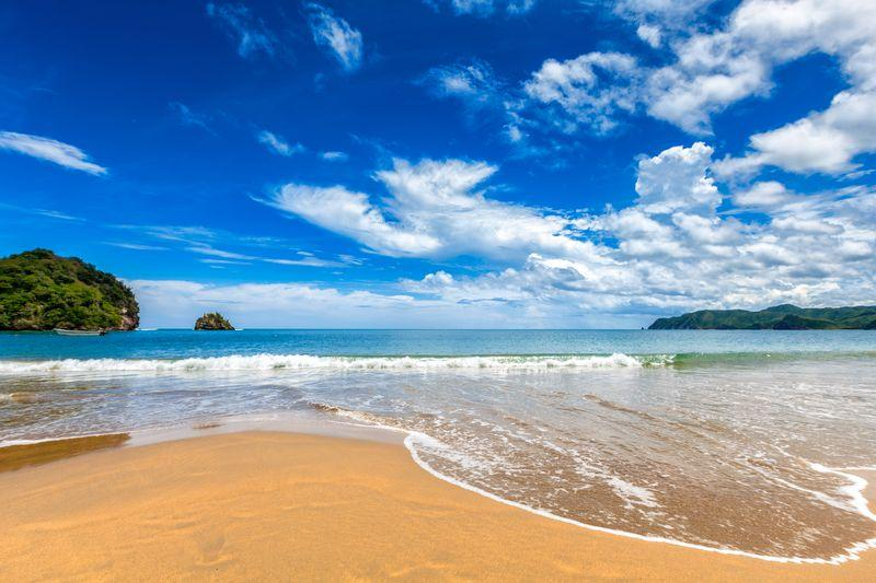 Venezuela playa medina plage